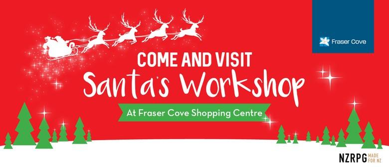 Visit Santa's Workshop
