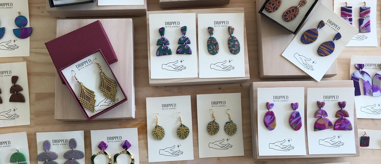 Clay Earring Workshop-Level 1 hosted by Dripped With Honey