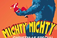 Image for event: Mighty Mighty Christmas Special with The Kryptonites