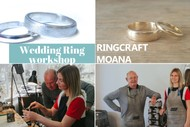 Image for event: Wedding ring workshop