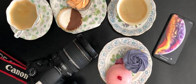 Camera, Coffee, Cake & Conversations