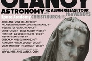 Image for event: Miriam Clancy - Astronomy Album Tour