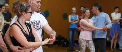 Introduction Latin Dance Class
