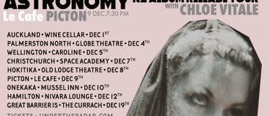 Miriam Clancy - Astronomy Album Release Tour