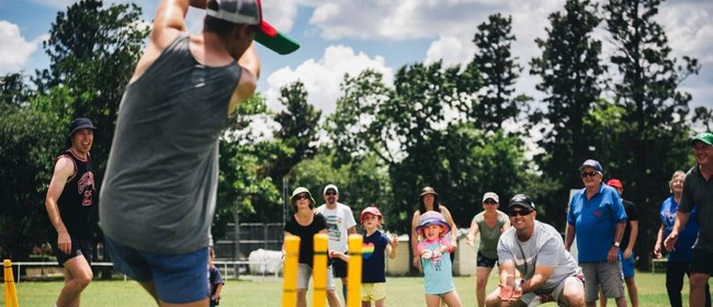 The Great Backyard Cricket Tournament
