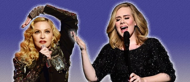Adele, Madonna, and Crowded House Tribute Night