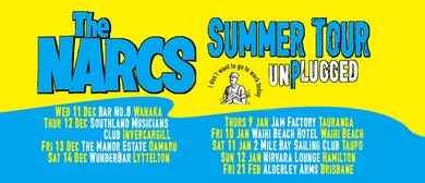 The Narcs Unplugged - Summer Tour