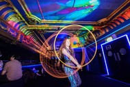 Image for event: Hula Hoop Beginners Class!