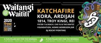 Waitangi at Waititi 2020