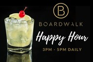 Image for event: Boardwalk Bar Happy Hour