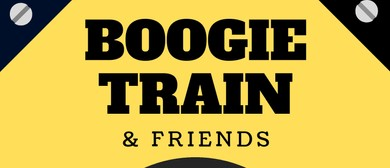 Boogie Train and Friends Ft Foxtrots