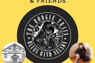 Image for event: Boogie Train and Friends Ft Foxtrots