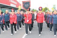 Image for event: Ruahine Ramblerz Leisure Marching Display Day