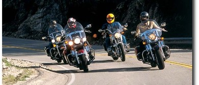 Suzuki Coast to Coast Motorcycle Ride