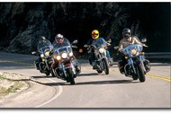 Image for event: Suzuki Coast to Coast Motorcycle Ride