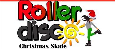 Roller Disco Christmas Skate