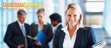 Leadership & Management Part 1 - Business Training NZ Ltd
