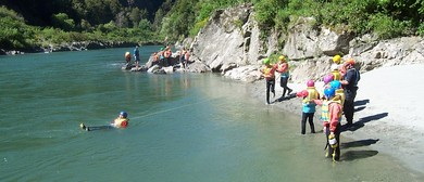 Peel Forest Outdoor Center: River Adventure - Orari River