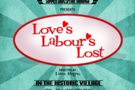 Image for event: Love's Labour's Lost