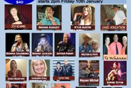 Image for event: Waiuku Country Music Festival