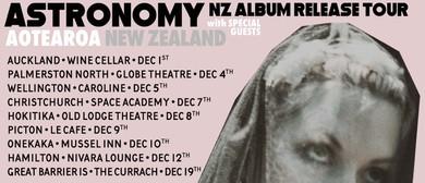 Miriam Clancy - Astronomy Album Tour