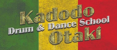 Kadodo Drum & Dance School Otaki