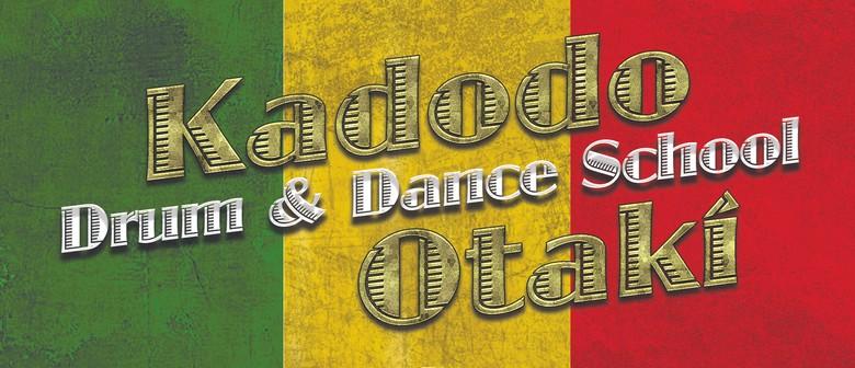 Kadodo Drum & Dance School Otaki