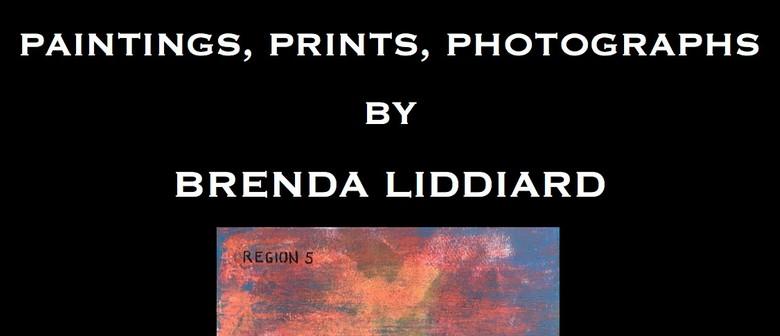 Small Works by Brenda Liddiard