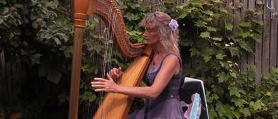 Harp Meditation and Intuitive Development Retreat