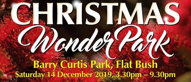 Christmas Wonder Park 2019