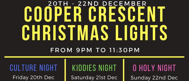 Cooper Cres Christmas Lights