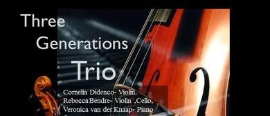 Three Generations Trio