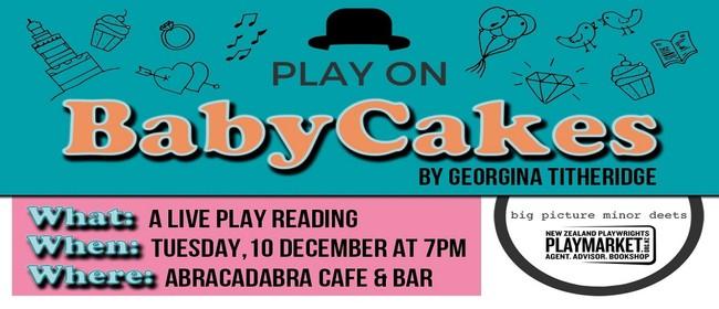 Play On: BabyCakes by Georgina Titheridge
