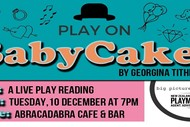 Image for event: Play On: BabyCakes by Georgina Titheridge