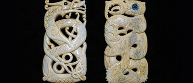 Owen Mapp: Dragons & Taniwha - 50 Years an Artist Carver