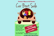 Image for event: Car Boot Sale