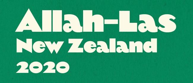 Allah-Las: New Zealand 2020
