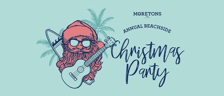 Moretons Beachside Christmas Party