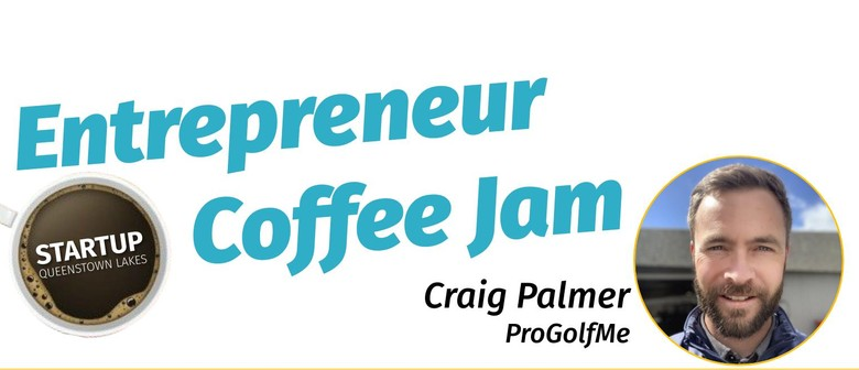 Entrepreneur Coffee Jam featuring ProGolfMe