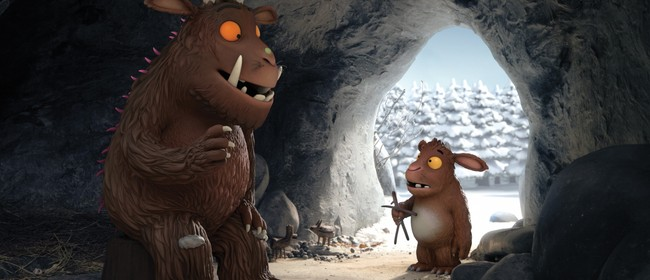Summer In the Square - The Gruffalo and The Gruffalo's Child