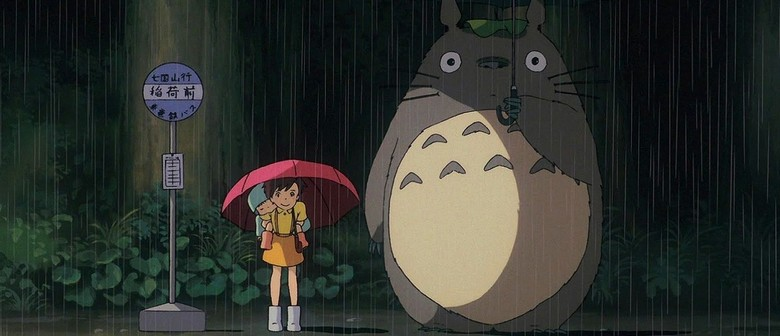 Summer In the Square - My Neighbor Totoro