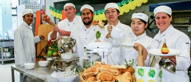 Hospitality & Cookery Drop-in Session