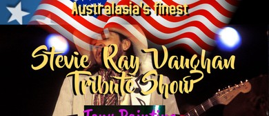 Australasias Top Stevie Ray Vaughan Tribute Show: CANCELLED