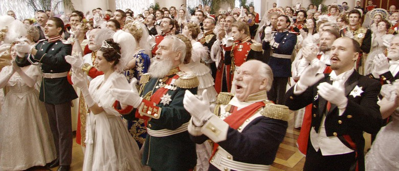 Summer In the Square - Russian Ark