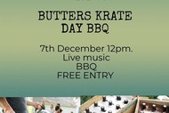 Image for event: Butters Krate Day BBQ