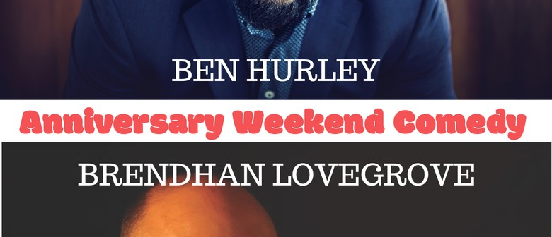 Anniversary Weekend Comedy