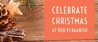 Christmas Celebration - Ruh Ki Baarish
