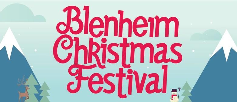 Blenheim Christmas Festival