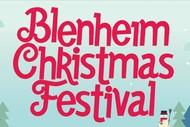 Image for event: Blenheim Christmas Festival