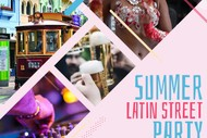 Summer Latin Street Party: CANCELLED